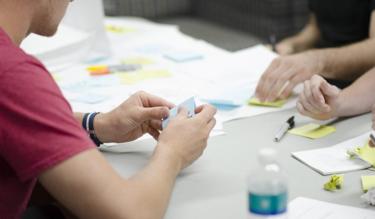 Stop brainstorming and try brainwriting instead